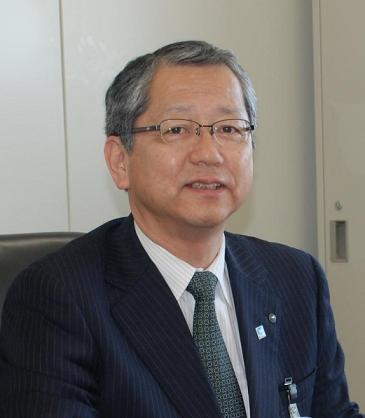 下山晃司氏