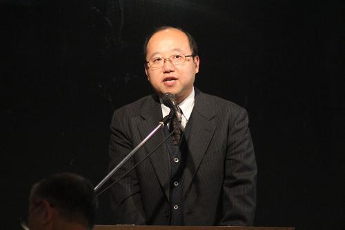 秋山 修氏