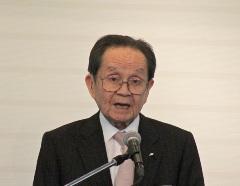 総会 松井純代表